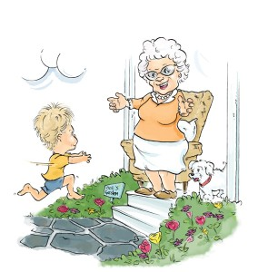 Grandma Dot 4
