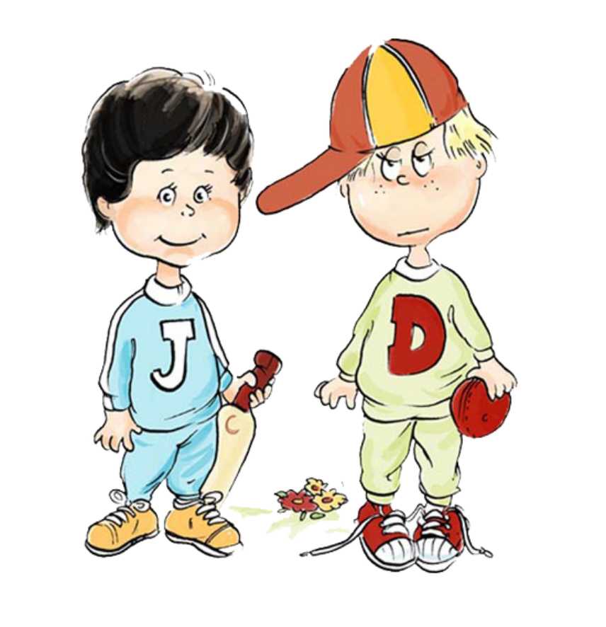 Jaxon and Dudley - Final Website